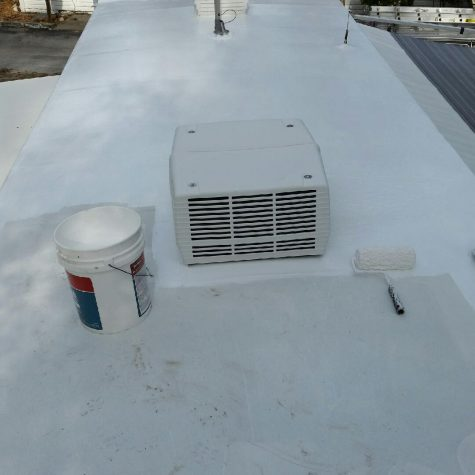 Jefferson Wisconsin RV Cleaning Roof Cleaing Sealing